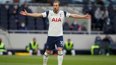 Spurs' Euro hopes dented by Villa defeat