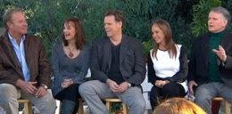 """Gwiazdy """"Dynastii"""" znowu razem. Spotkali się po latach w telewizji!"""