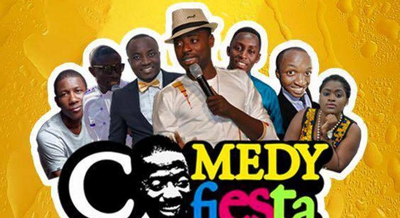 Comedy Fiesta