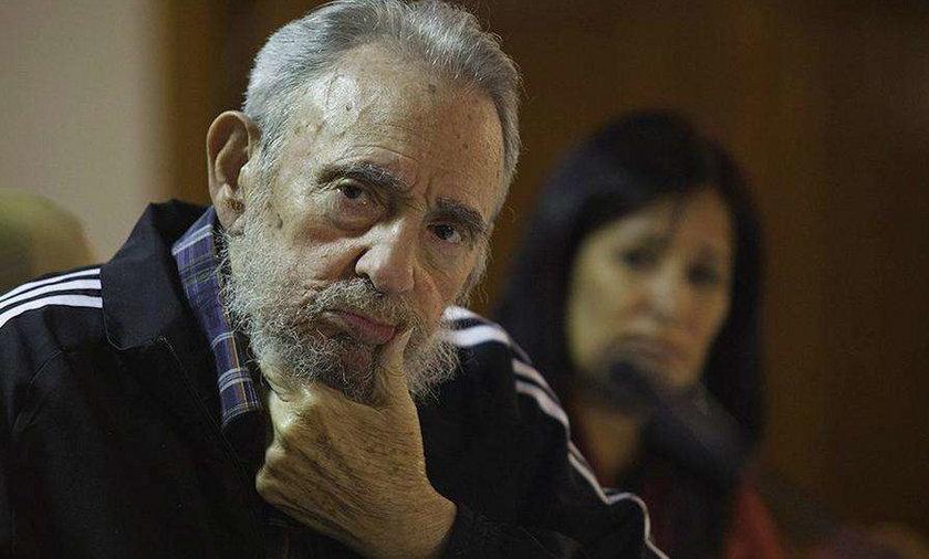 Castro żyje! Oto dowód