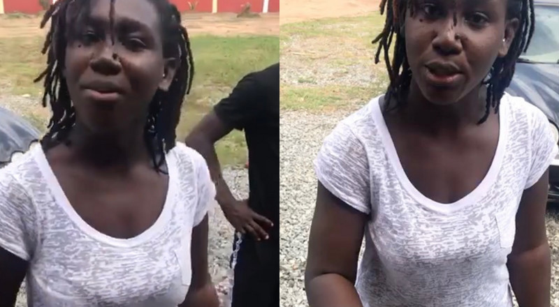 Funny Face beat me up until my CS wound opened - Baby mama drops bombshell (WATCH)