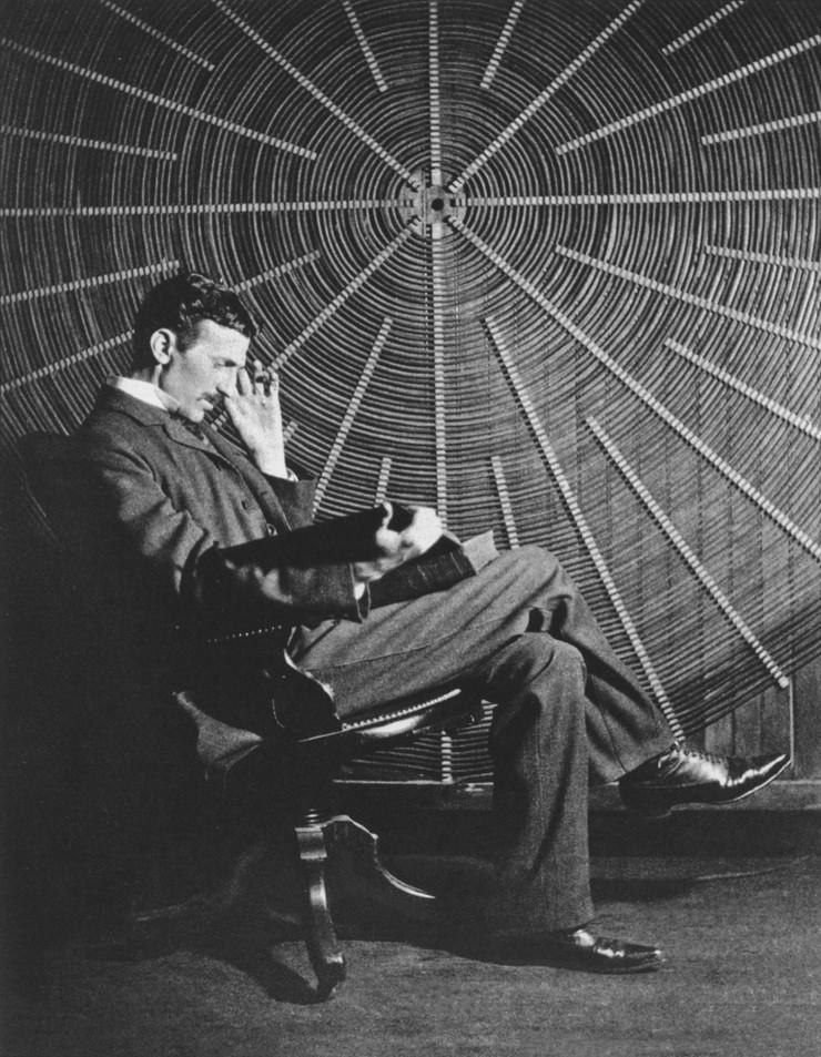 Nikola Tesla04 foto Wikipedia