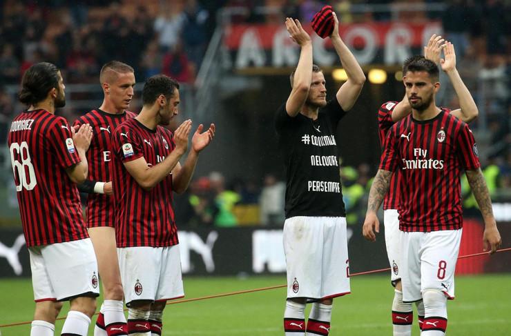 FK Milan, FK Frozinone