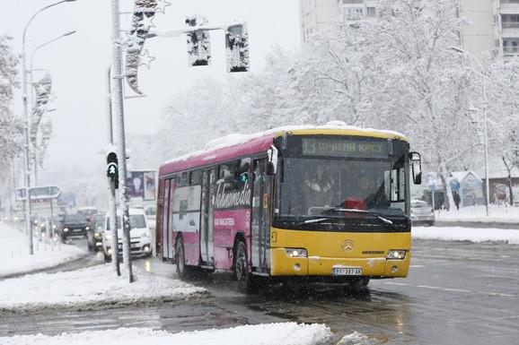 Nove muke za gradski prevoz