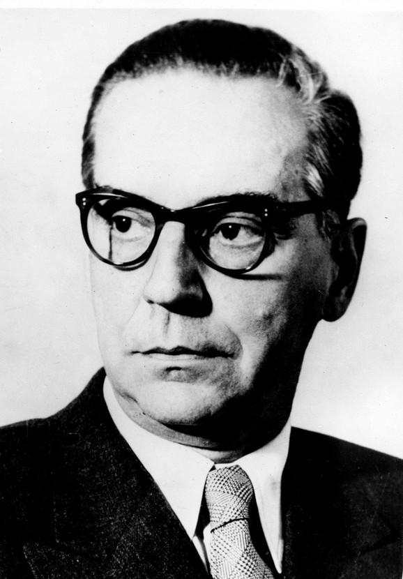 Ivo andrić je Nobelovu nagradu za književnost dobio 1961. godine