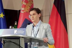 ŽUČNA RASPRAVA U BERLINU Brnabić novinaru Dojče vele: Nije diplomatski da vi pričate u ime EU