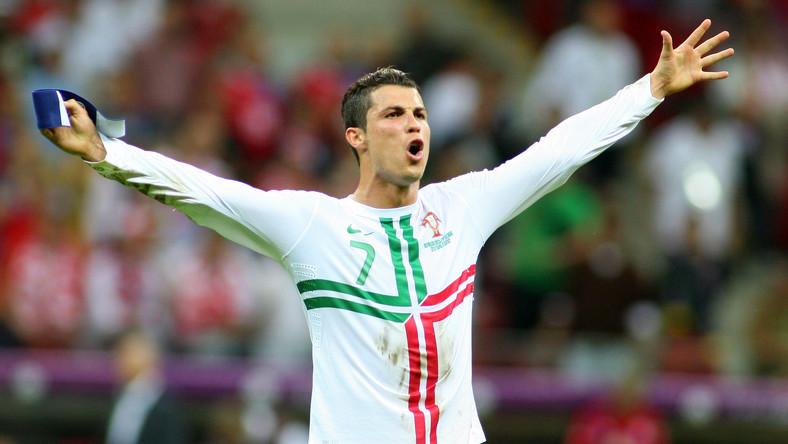 Gwiazdor reprezentacji Portugalii