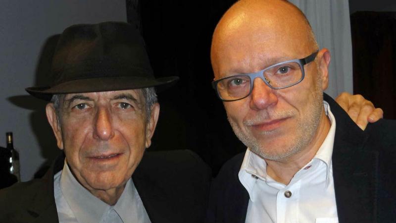 Daniel Wyszogrodzki i Leonard Cohen
