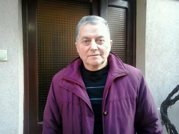 Radomir Ivanović, penzioner, Svrljig