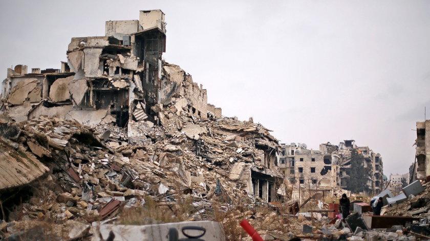 Asad oskarżony o użycie broni chemicznej w Syrii