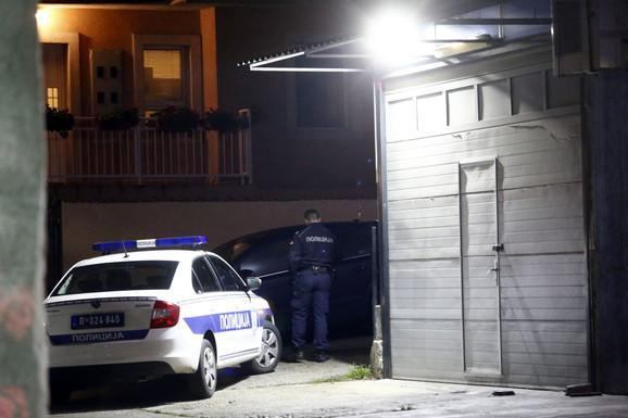 Policija pretražuje delove Banjice