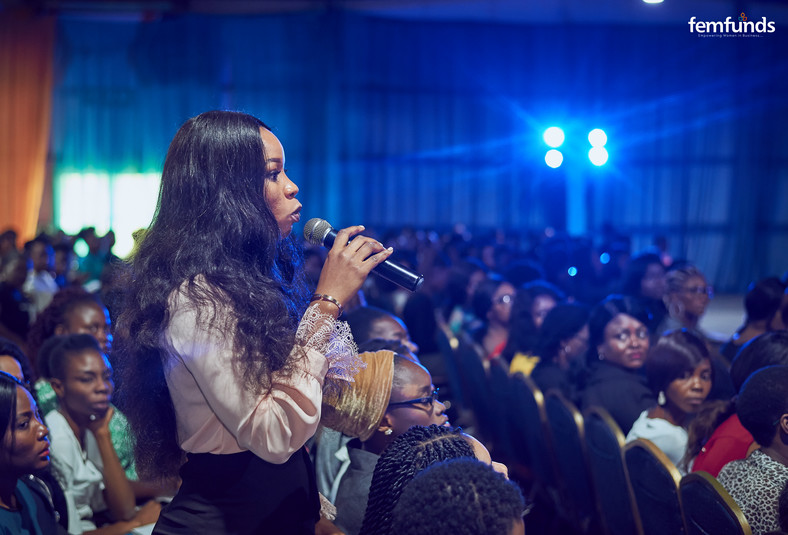 It's a movement! Femfunds hosts over 1000 female entrepreneurs in Lagos