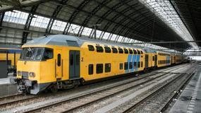 Holenderskie pociągi napędzane wyłącznie energią pozyskaną z wiatru