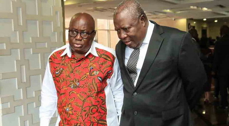 Akufo-Addo orders IGP to provide Martin Amidu with 24-hour protection