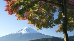Japonia i Korea czekają na nadejście barwnej jesieni