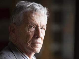 Amos Oz. Fot. Leonardo Cendamo/Getty Images