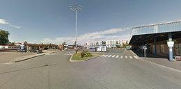 Makabra w Krośnie. Pasażer zaatakował nożem kierowcę busa. Trwają poszukiwania