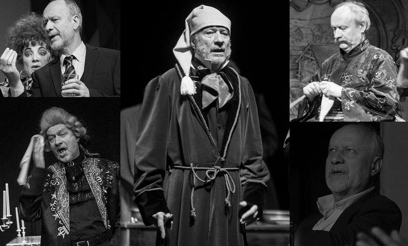 Krzysztof Tuchalski nie żyje. Miał 64 lata. Był aktorem Teatru im. Osterwy w Gorzowie Wlkp.