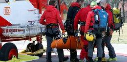Śmiertelny wypadek w Tatrach. Nie żyje turystka