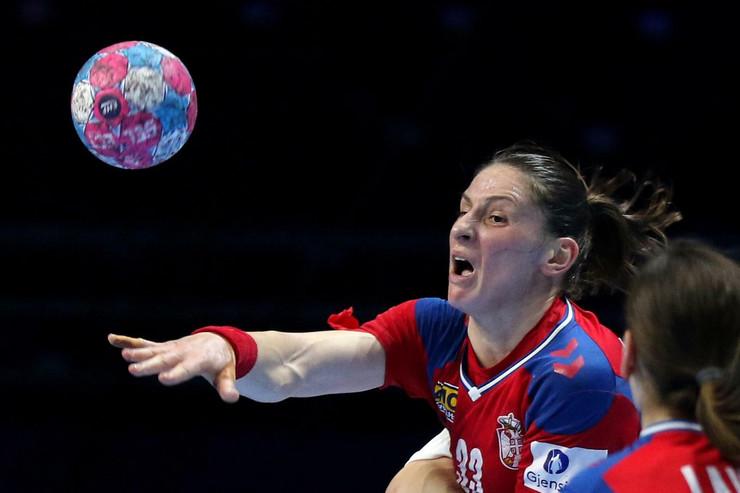 Ženska rukometana reprezentacija Srbije, Ženska rukometna reprezentacija Danske