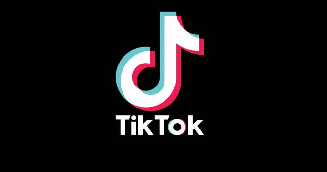Logo aplikacije TikTok