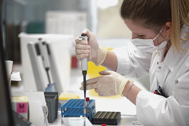 Laboratorija testiranje