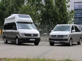 Kampery Volkswagena: California i Grand California. Która wersja pasuje do Ciebie?