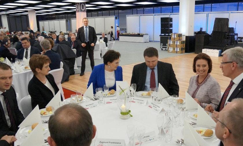Kongres samorządu terytorialnego w Poznaniu