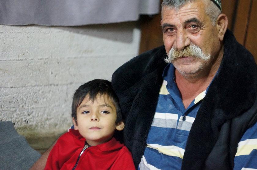 Uciekł z Homs, które wygląda jak Warszawa po powstaniu