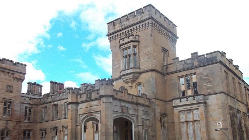 Zamek Birkwood
