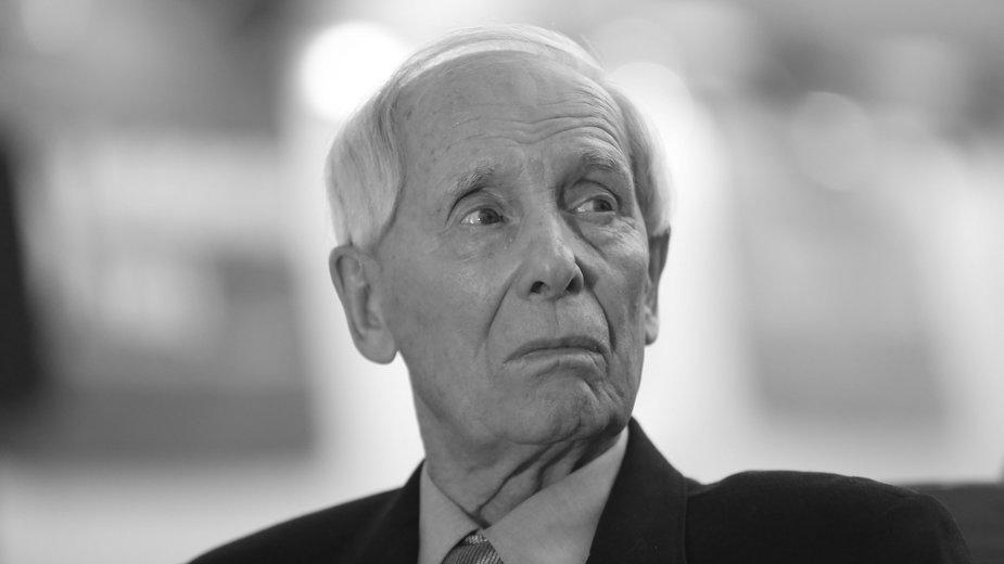 Alfred Miodowicz, fotografia z 2014 r.