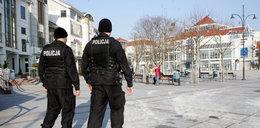 Będzie więcej patroli policji w Sopocie