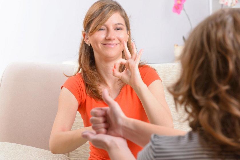 25 września obchodzimy Międzynarodowy Dzień Głuchych i Języka Migowego