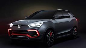 SsangYong pokaże dwa nowe SUV-y