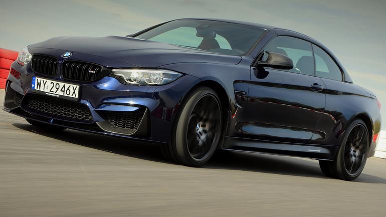 BMW M4 Cabrio M Performance - twardy zawodnik