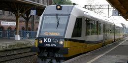 Koleje Dolnośląskie ucinają kursy!