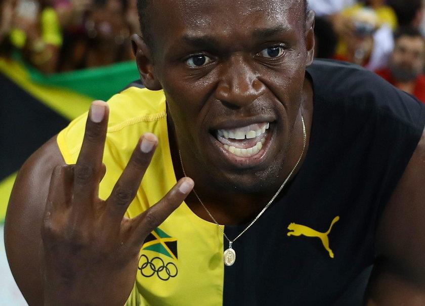 Usain Bolt straci medal? Nesty Carter z jego sztafety brał doping