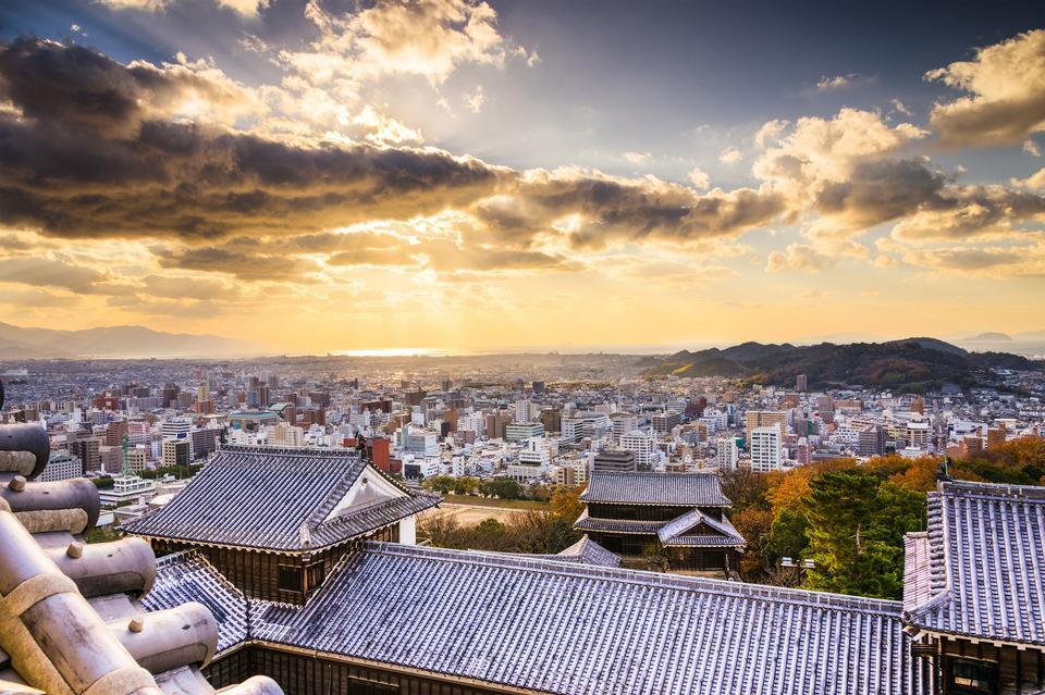 Matsuyama, Japonia