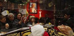 Wyjątkowy hołd Meksykanów dla Jana Pawła II