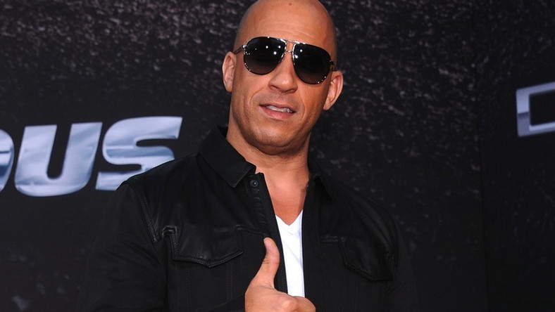 "Vin Diesel trenuje do ""Fast & Furious 7"""