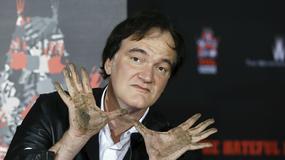 Quentin Tarantino pozostawił odcisk dłoni i stóp w Alei Sław