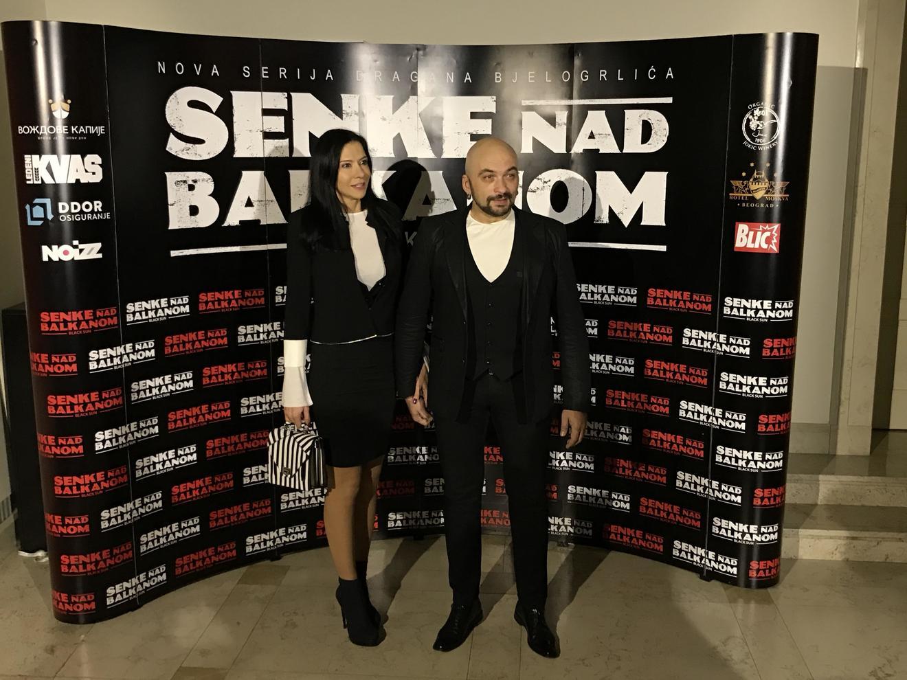 Biljana Lukić i Ogi Radivojević