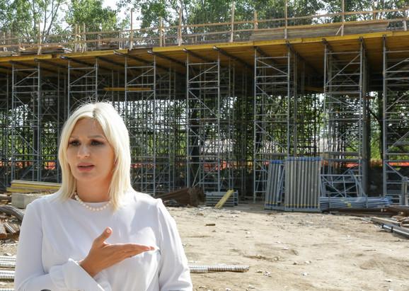 Zorana Mihajlović: Dve stvari su važne, da završimo koridor i da bude bezbedan, i da utvrdimo odgovornost za obrušavanje potpornog zida