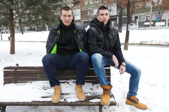 Aleksandar i Petar Aranitović