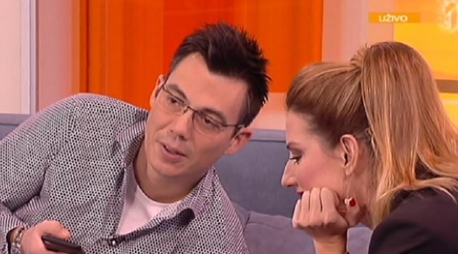 Željko Vasić i Jovana Joksimović
