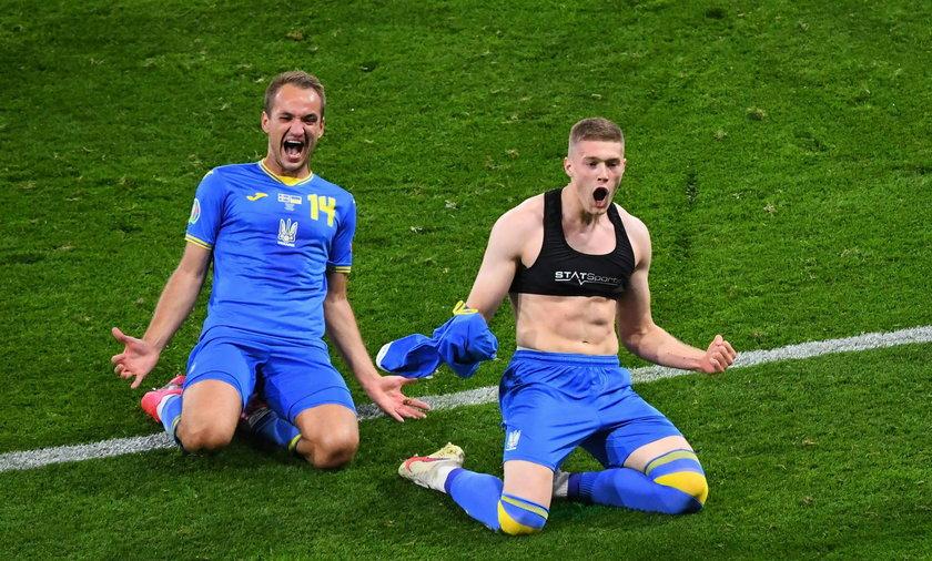 Euro 2020 - Round of 16 - Sweden v Ukraine
