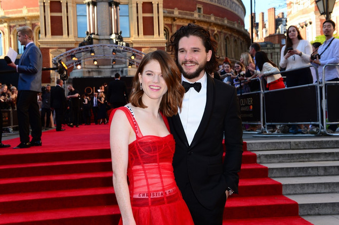 Rouz Lesli i Kit Harington
