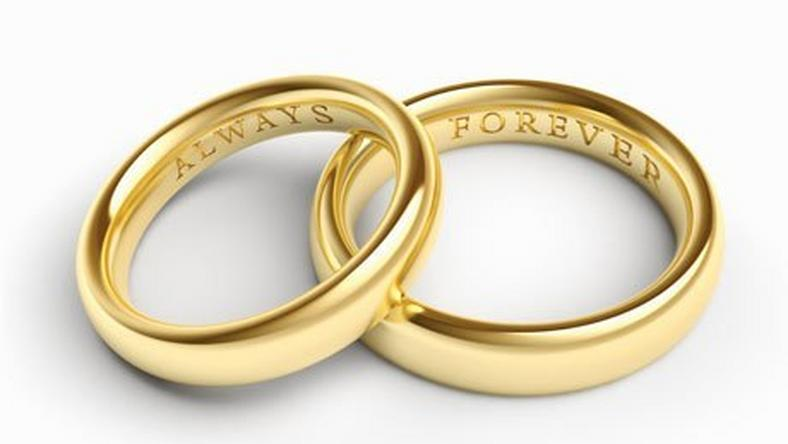 100 years of wedding rings