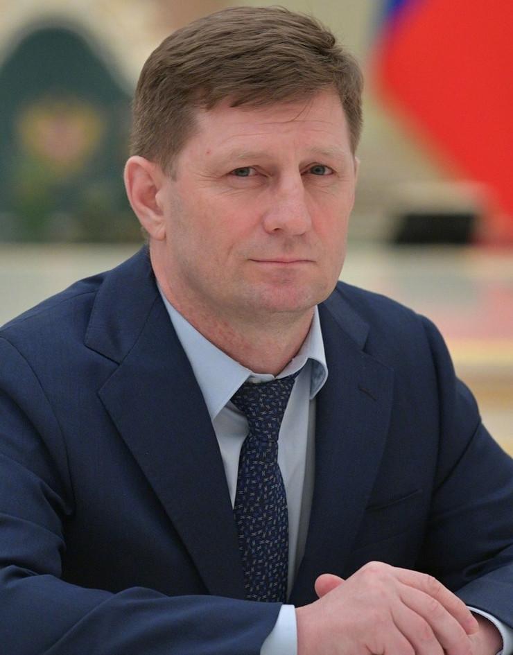 Sergej Furgal Kremlinru