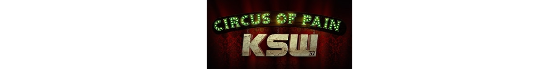 KSW 37 Circus of Pain - transmisja w PPV